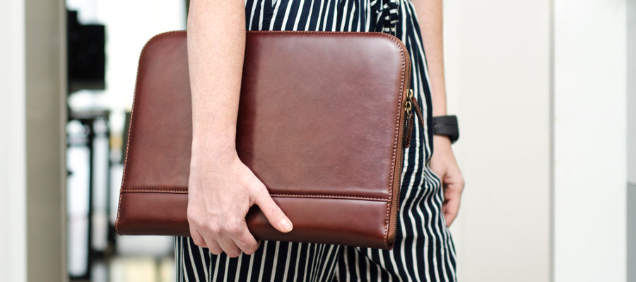 The Beauty and Protection of a Leather Laptop Case